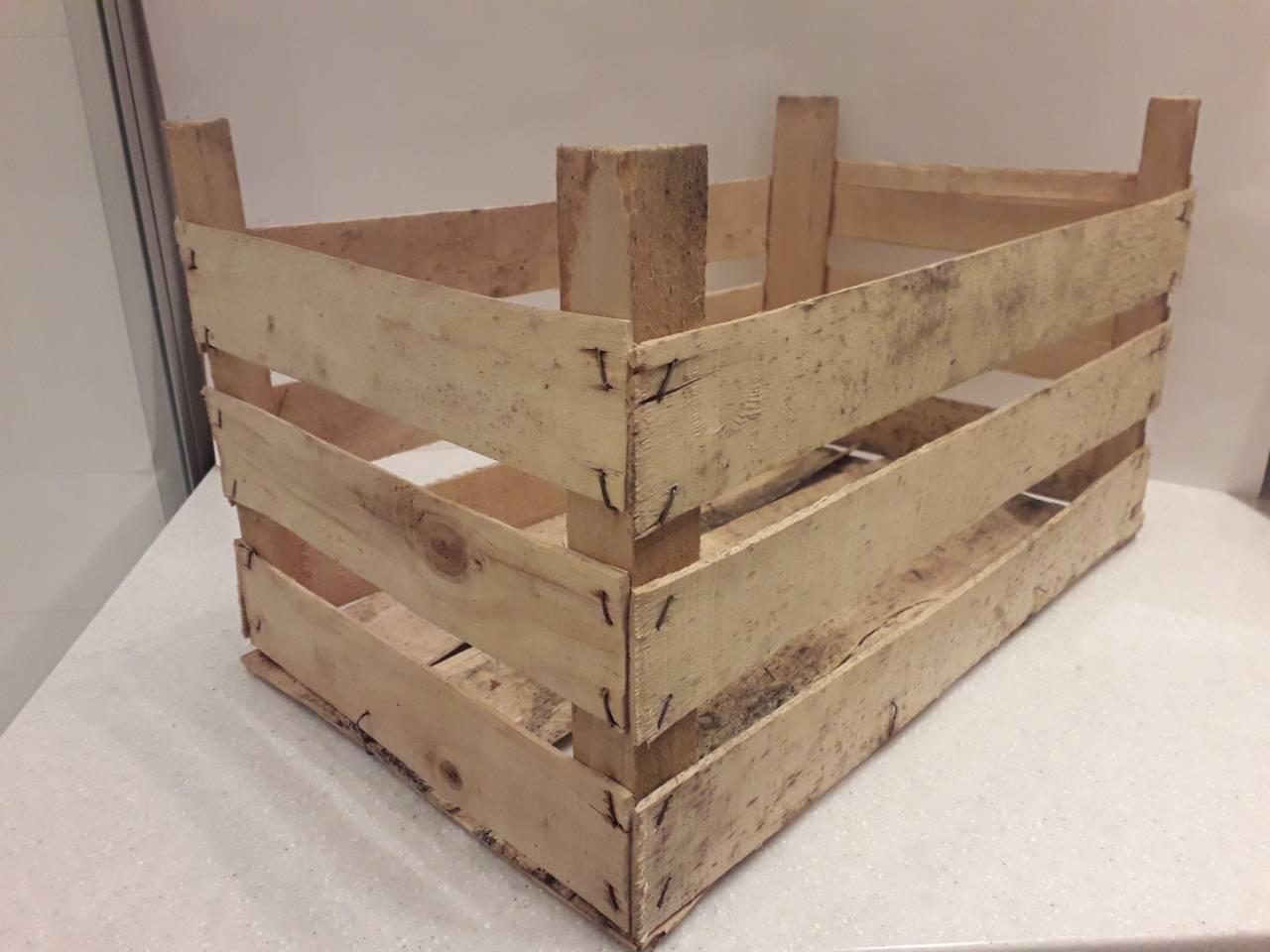 Деревянные ящики б/у